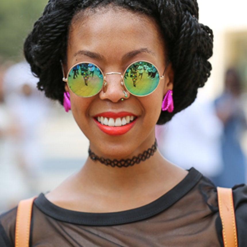 Street Style Hair: New York Fashion Week