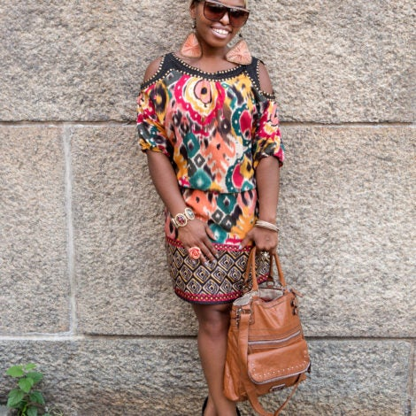 Street Style: ESSENCE Street Style Awards Block Party