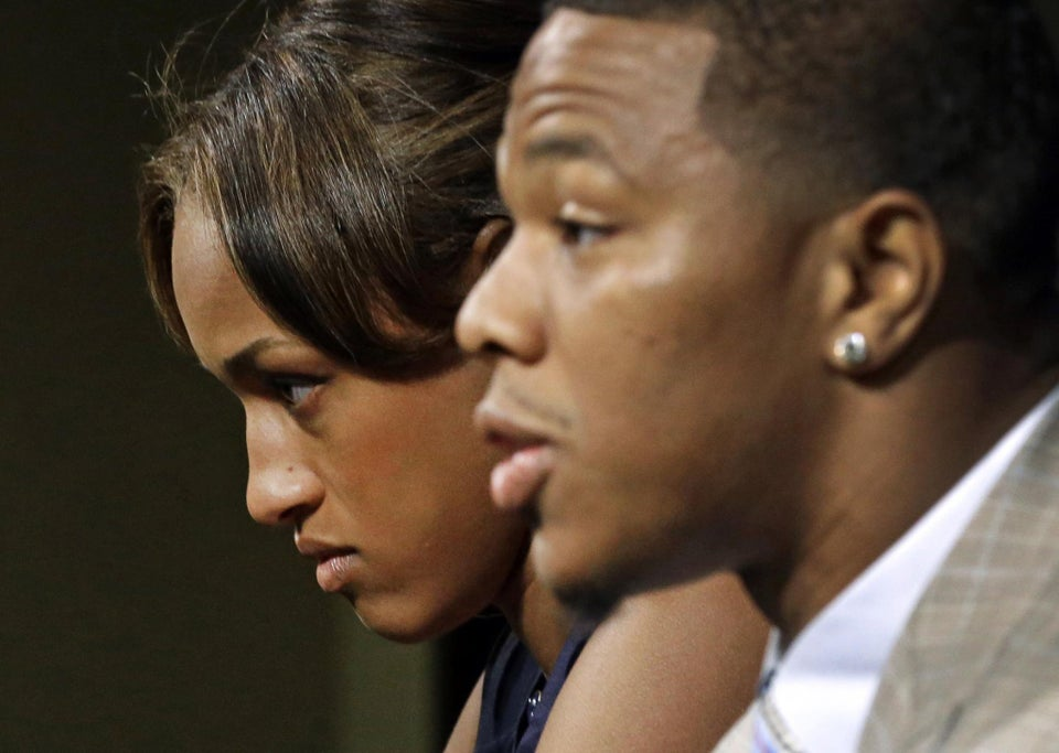 Coffee Talk: Janay Rice Says She Has Never Watched Second Video of Elevator Incident