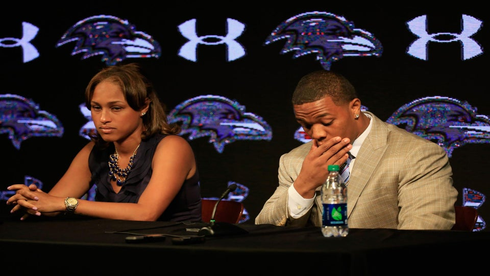 Janay Rice Opens Up About Elevator Incident