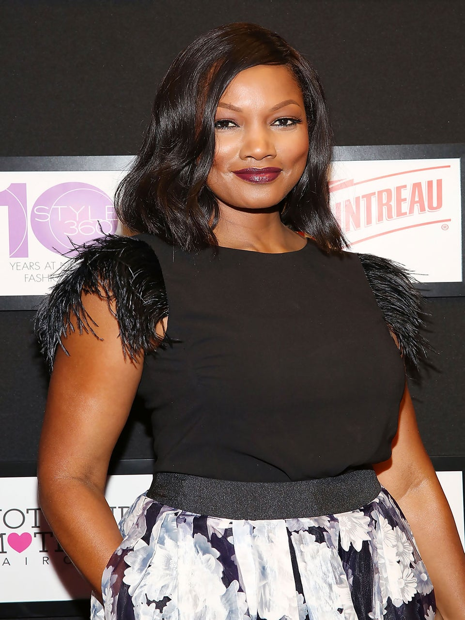 Get the Look: Garcelle Beauvais at NYFW