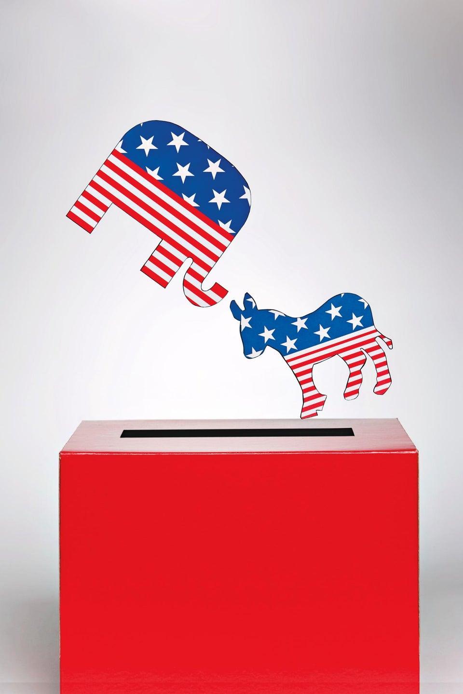 Voting Power Is In Your Hands
