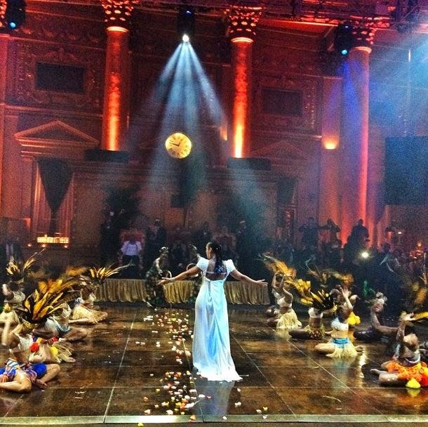 Photo Fab Alicia Keys Throws Swizz Beatz A Coming To America Themed Birthday Party Essence