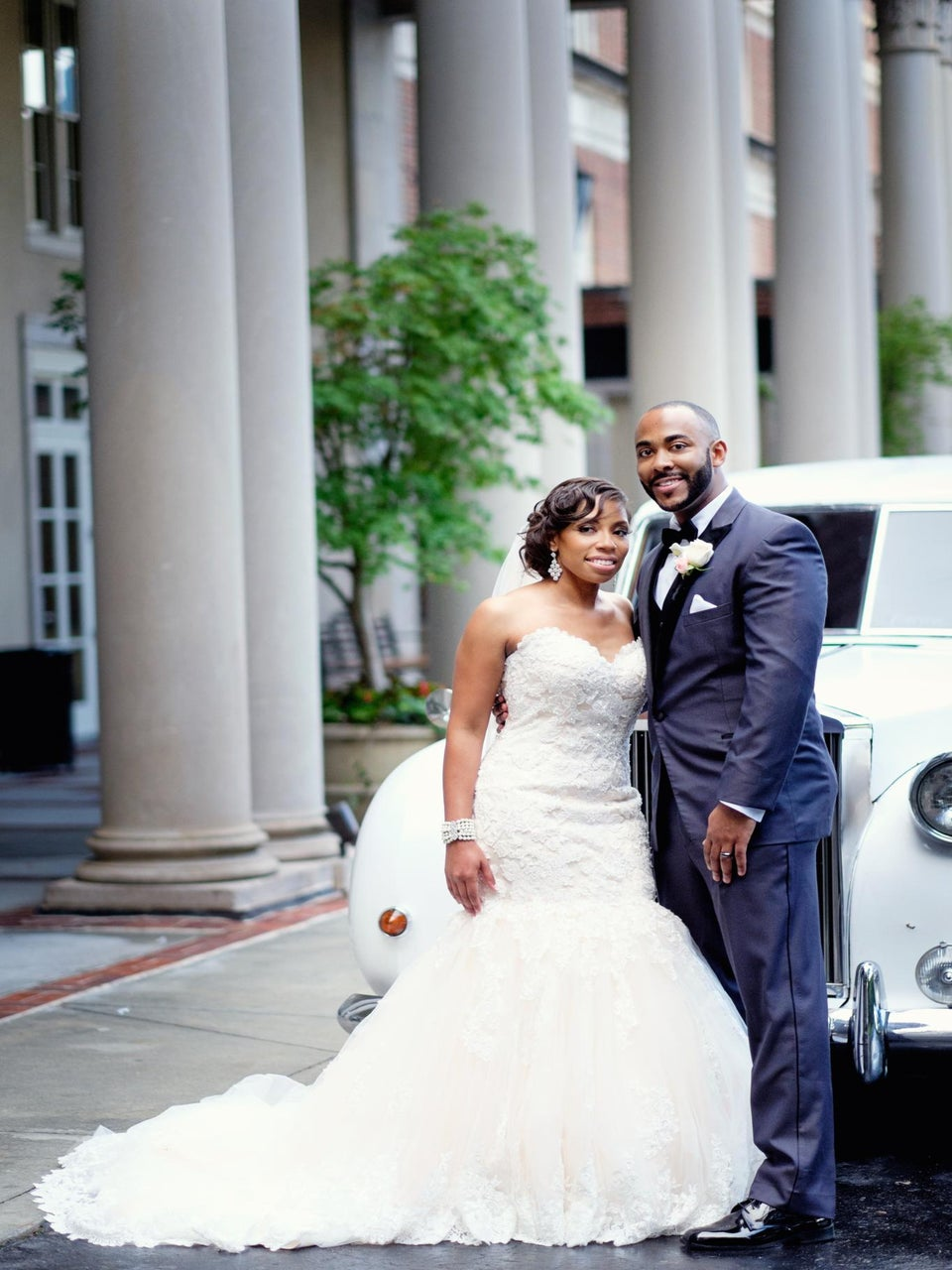 Bridal Bliss: Tiffany and Lenson's Atlanta Wedding
