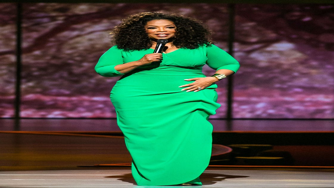 Oprah Reveals What Tops Her Bucket List on 'Life You Want' Tour