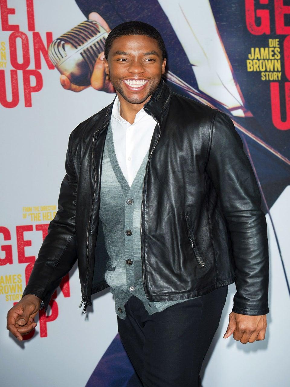 Chadwick Boseman to Star as Marvel's First Black Superhero