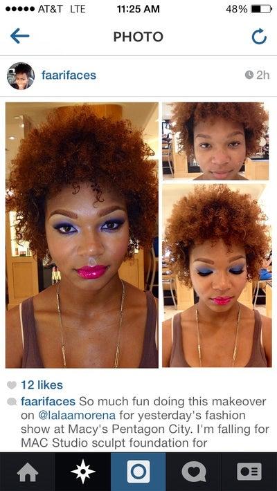 Makeover Magic: Fall Beauty