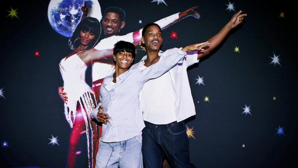 Photo Fab: Will Smith Celebrates Jada Pinkett's Birthday with the Ultimate #ThrowbackThursday Post