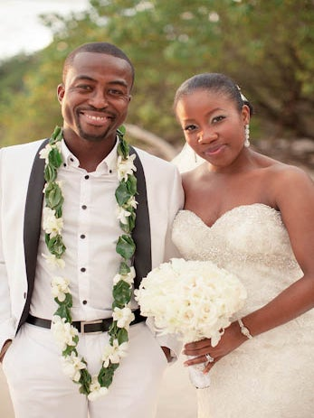 Bridal Bliss: Niambi and Troy's Costa Rica Wedding