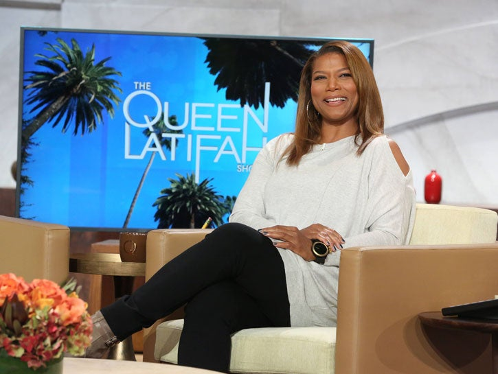 Queen Latifah Recalls Dealing with Domestic Violence in Her Family