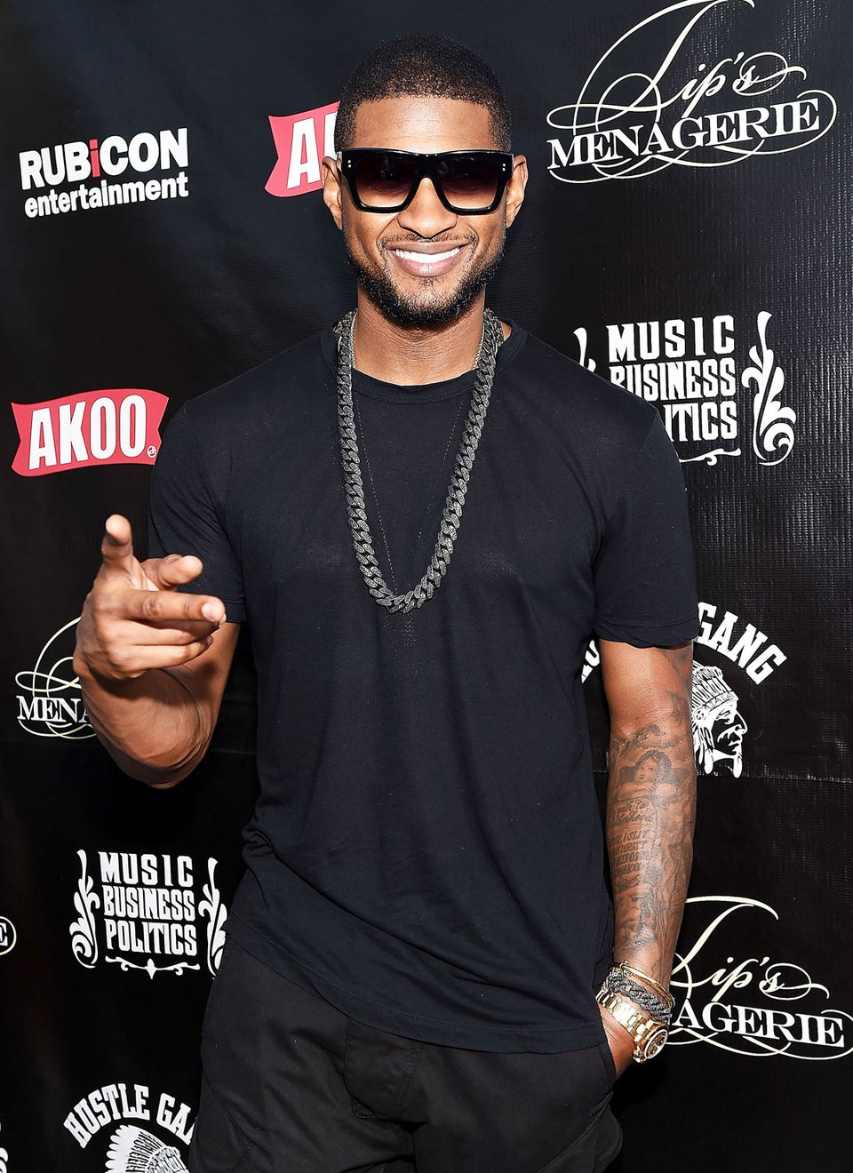 Usher's Son Thinks His Dad is 'Not a Great Singer'