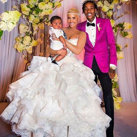 Amber Rose Files for Divorce from Wiz Khalifa