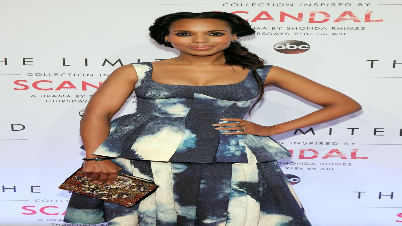 Coffee Talk: Kerry Washington to Star in New RomCom 'Is He The One'