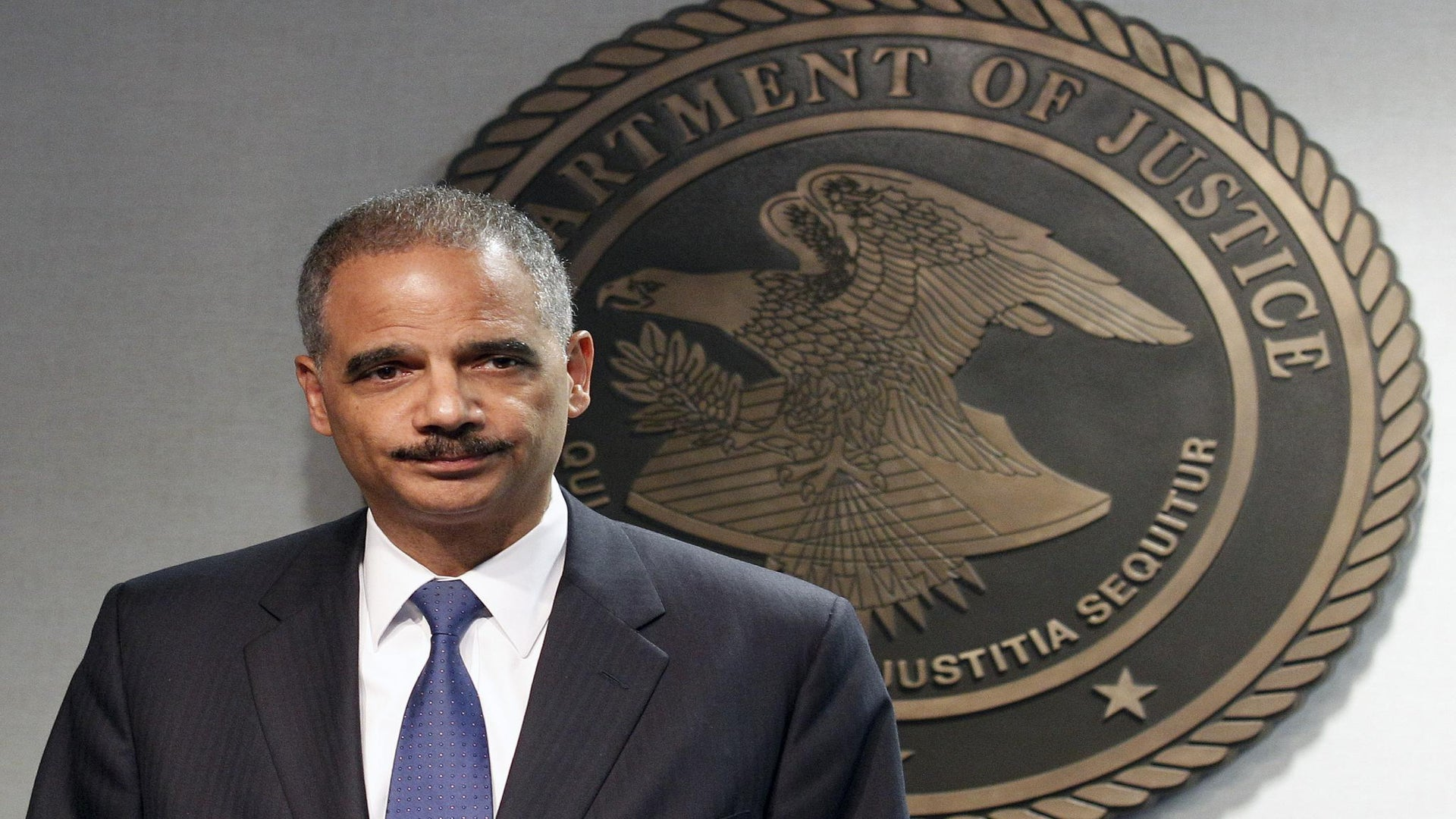 Legal Defense Fund Presents Eric Holder With Lifetime Achievement Award