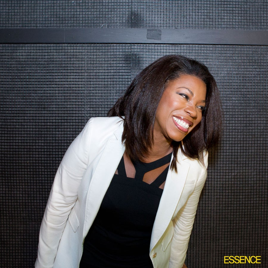 Lorraine Toussaint on Faith, Spirituality, and the Best Mistake She's Ever Made