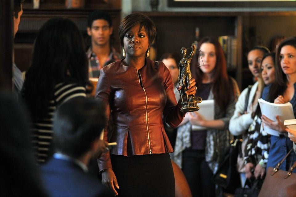 After the Show: The 'How To Get Away With Murder' Premiere