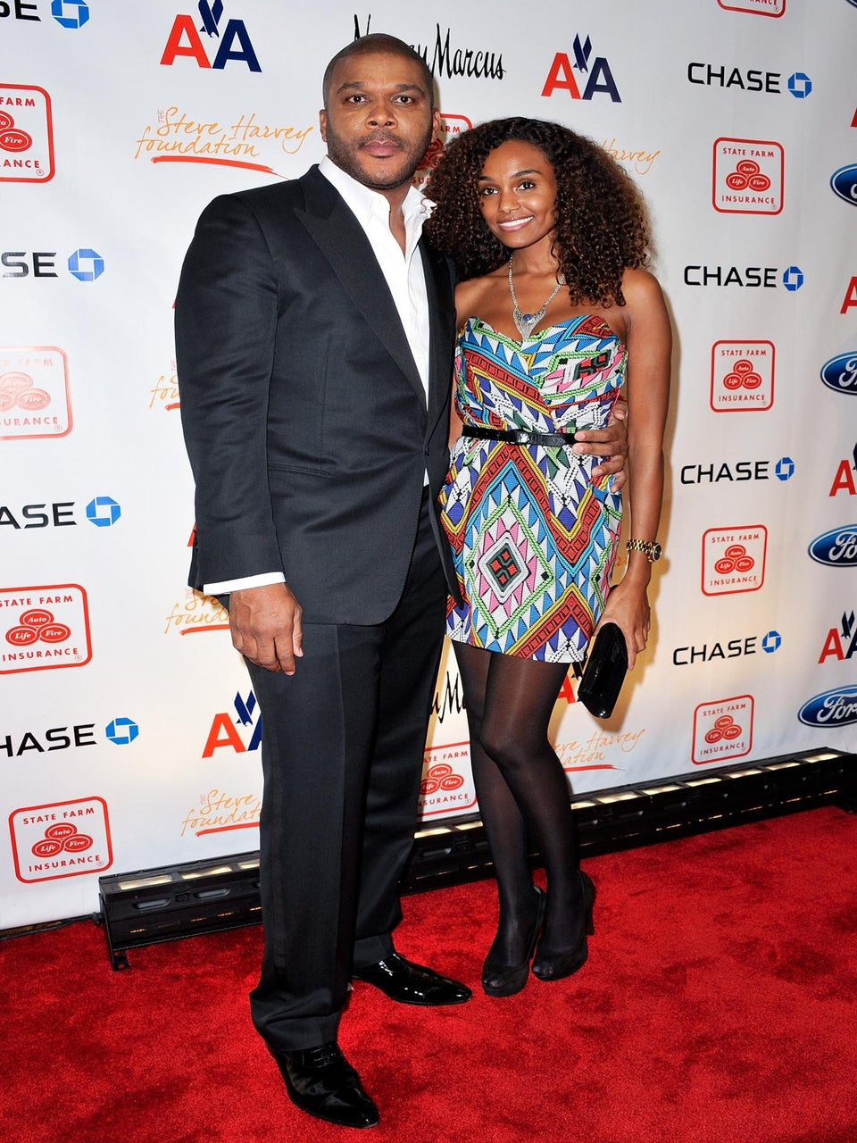 Tyler Perry Confirms He's Going to be a Dad