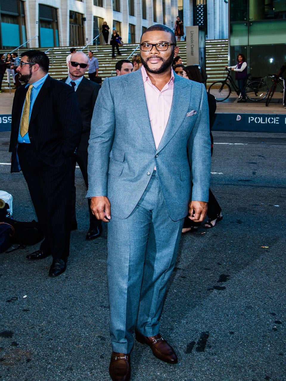 Coffee Talk: Did Tyler Perry Accidentally Reveal the Sex of His First Child?
