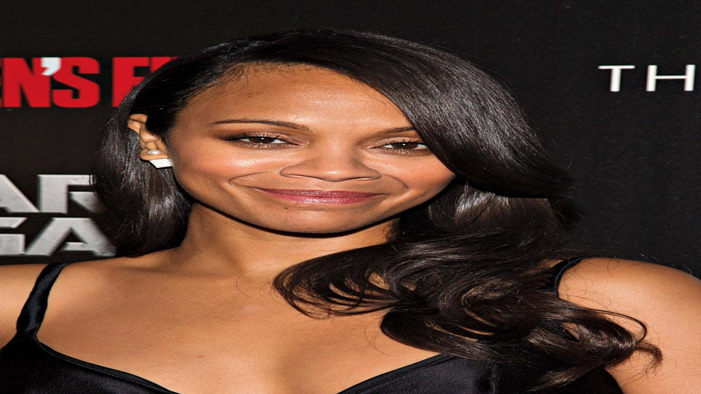 Report: Zoe Saldana Gives Birth to Twins