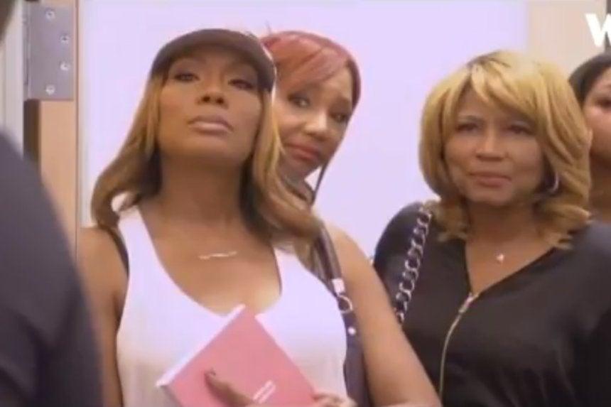 Braxton Sisters Defend Black Women on 'Braxton Family Values ...