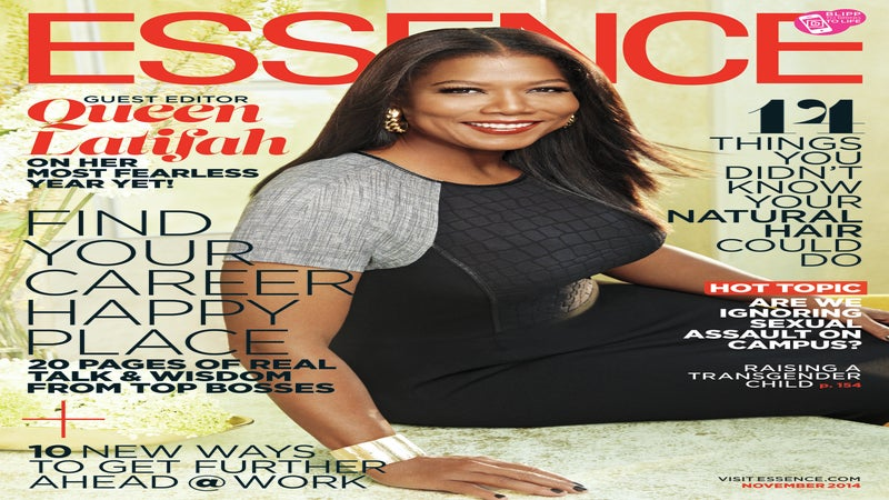Queen Latifah Reigns Supreme On November ESSENCE Cover