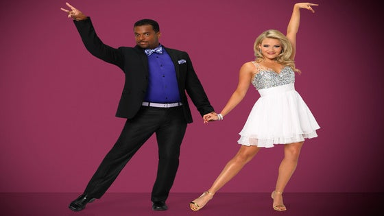 Must-See: Alfonso Riberio Finally Performs 'The Carlton' Dance on 'DWTS'