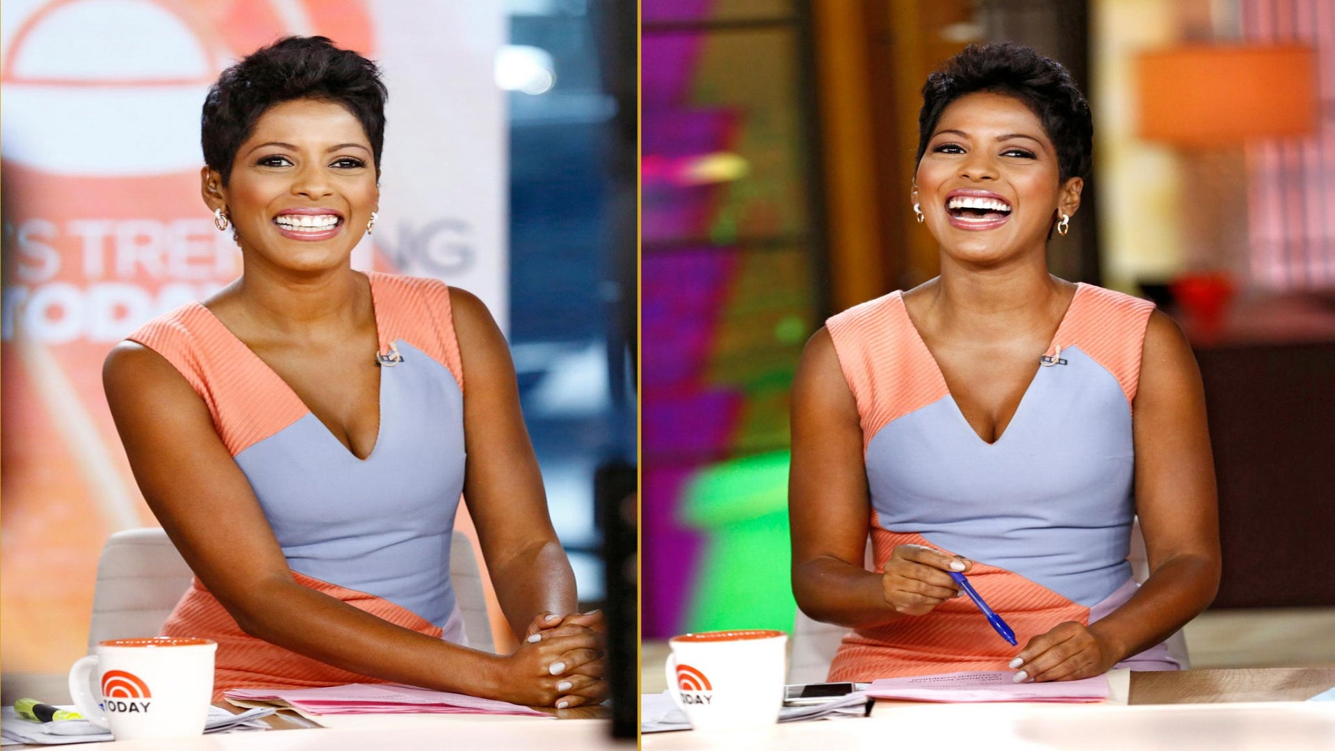 Tamron Hall Creates Fund For Domestic Violence Victims In Honor Of Late Sister
