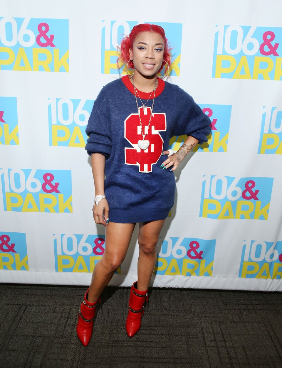 Assaulted Woman Files a Restraining Order Against Keyshia Cole