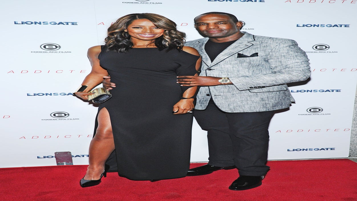 Tasha Smith Court-Ordered to Stay Two Yards Away From Husband