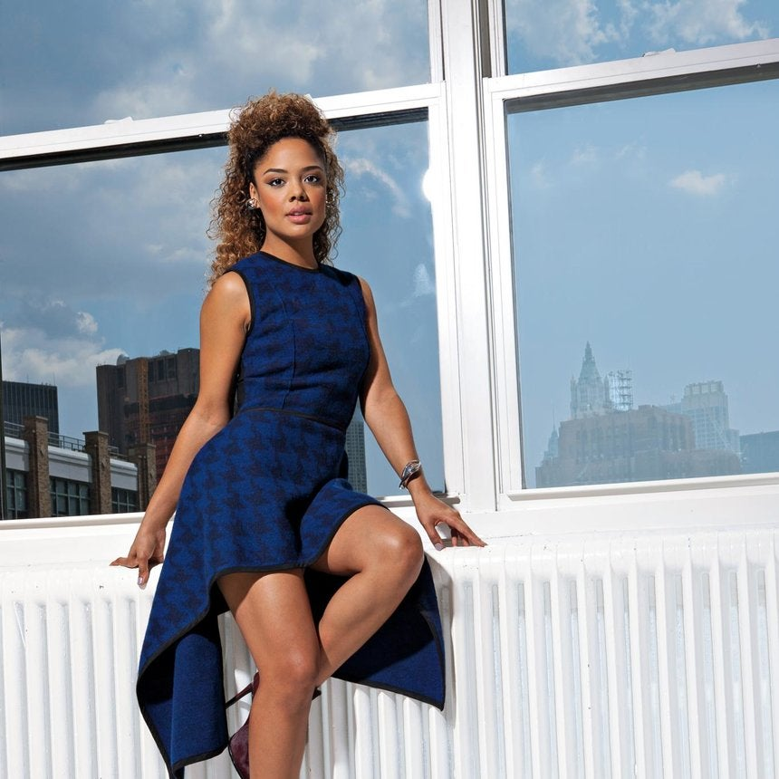 Meet Our New Girl Crush: 'Dear White People's' Tessa Thompson