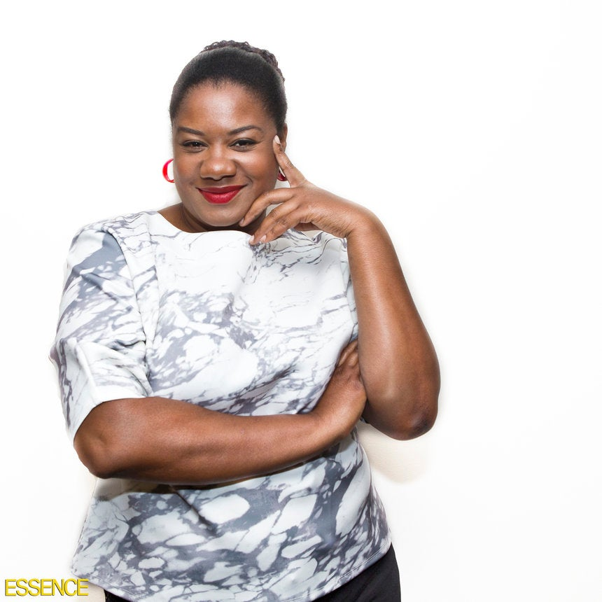 'Orange is The New Black' Star Adrienne C. Moore Hits 'ESSENCE Live' to Spill Tea on New Season