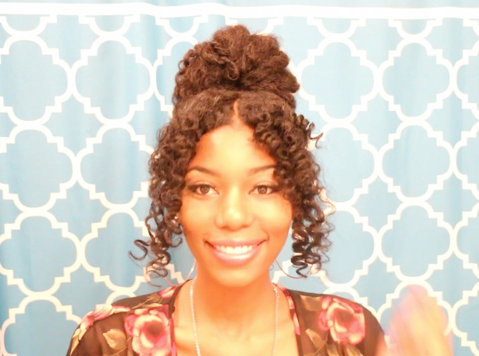 Learn How to Master A Sophisticated Up 'Do