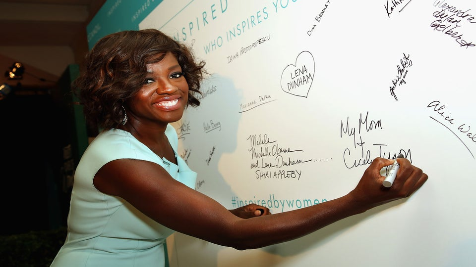 Viola Davis Shows Support for Hunger and Poverty Programs