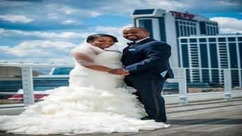 Bridal Bliss: Natalie and Dante's Atlantic City Wedding