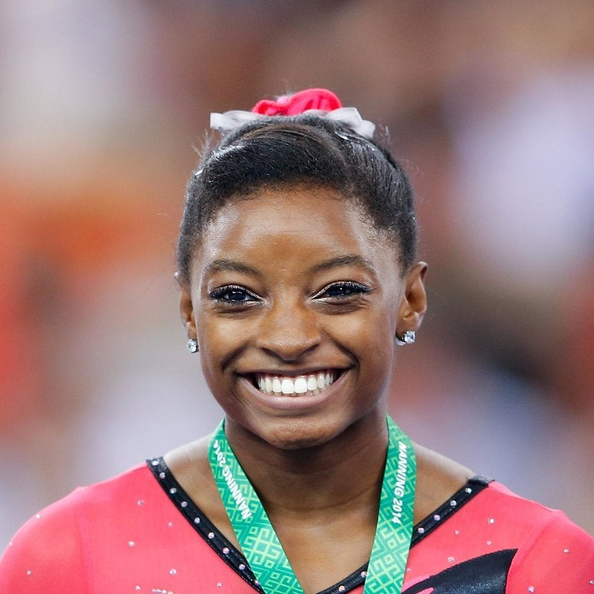 Meet Simone Biles, The 'Queen Bee' of the World Gymnastics Championship
