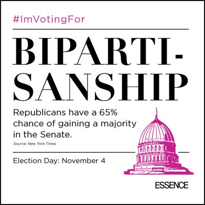 ESSENCE Launches #ImVotingFor Campaign to Increase Midterm Voter Turnout