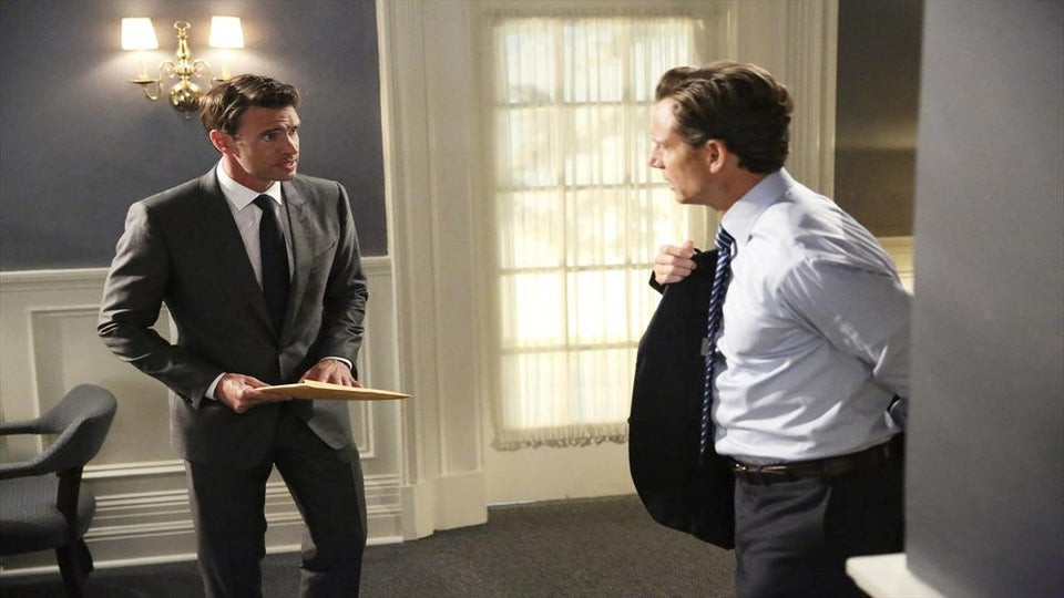Scandal Recap: Like Father, Like Daughter