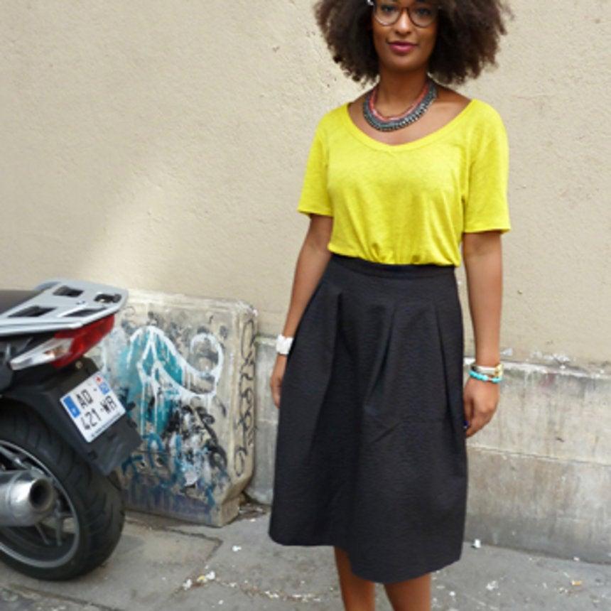 Street Style: Parisian Chic