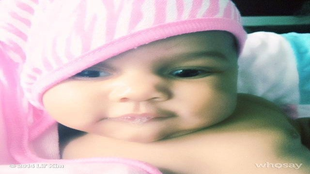 Photo Fab: Lil Kim Shares New Photo of Daughter Royal Reign
