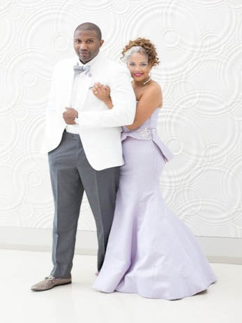 Bridal Bliss: Jennifer and Keith's Modern Georgia Wedding
