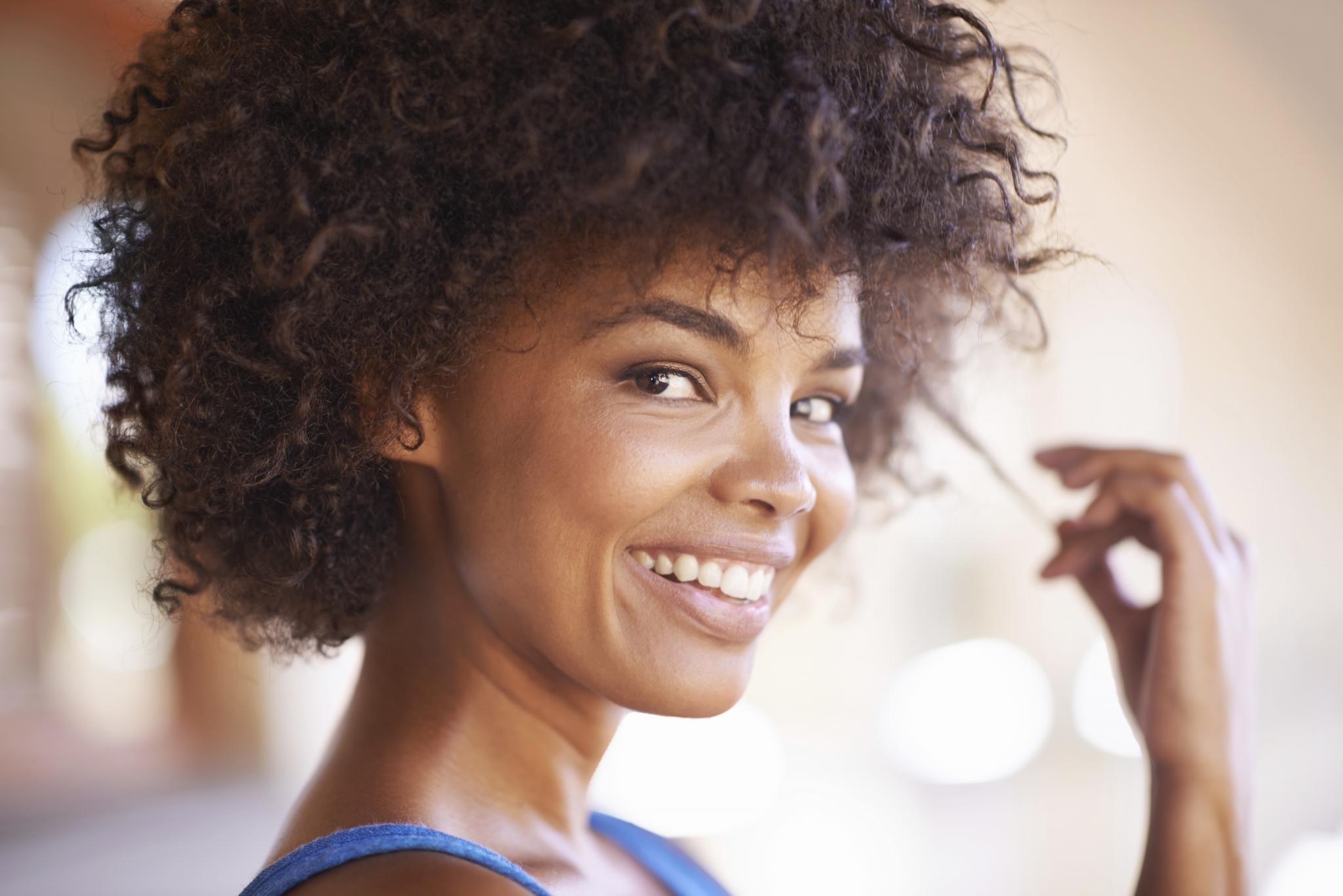 What To Use To Protect Natural Hair When Straightening