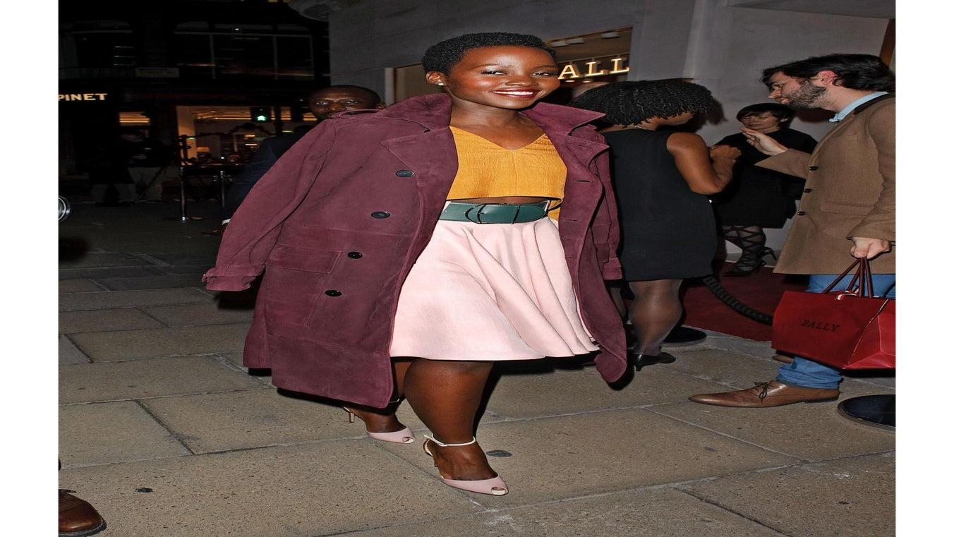 Lupita Nyong'o Acts To Preserve Slave-Trading Site
