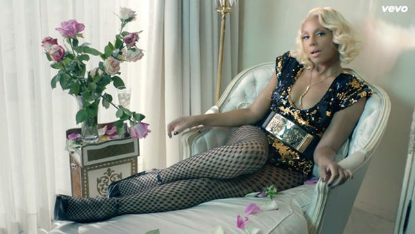 Must-See: Tamar Braxton's 'Let Me Know' Video