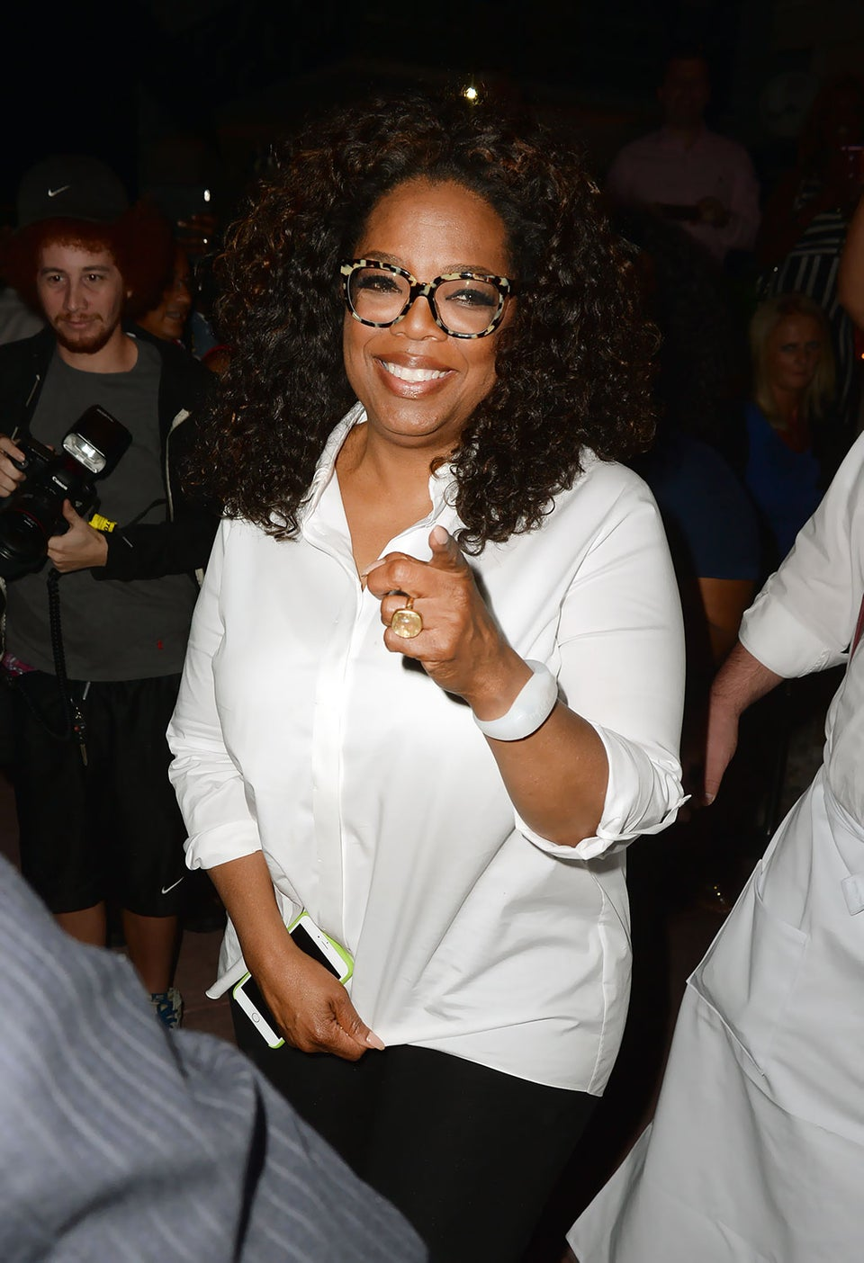 Oprah Dishes on Why She Decided to Co-Produce the MLK Biopic, 'Selma'