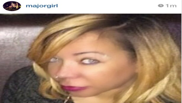 Did Tiny Harris Permanently Change Her Eye Color?