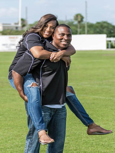 Just Engaged: Marlese and Rodney's Engagement Story