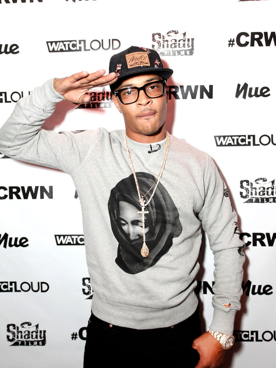 Must-See: How Prison Time Changed T.I.