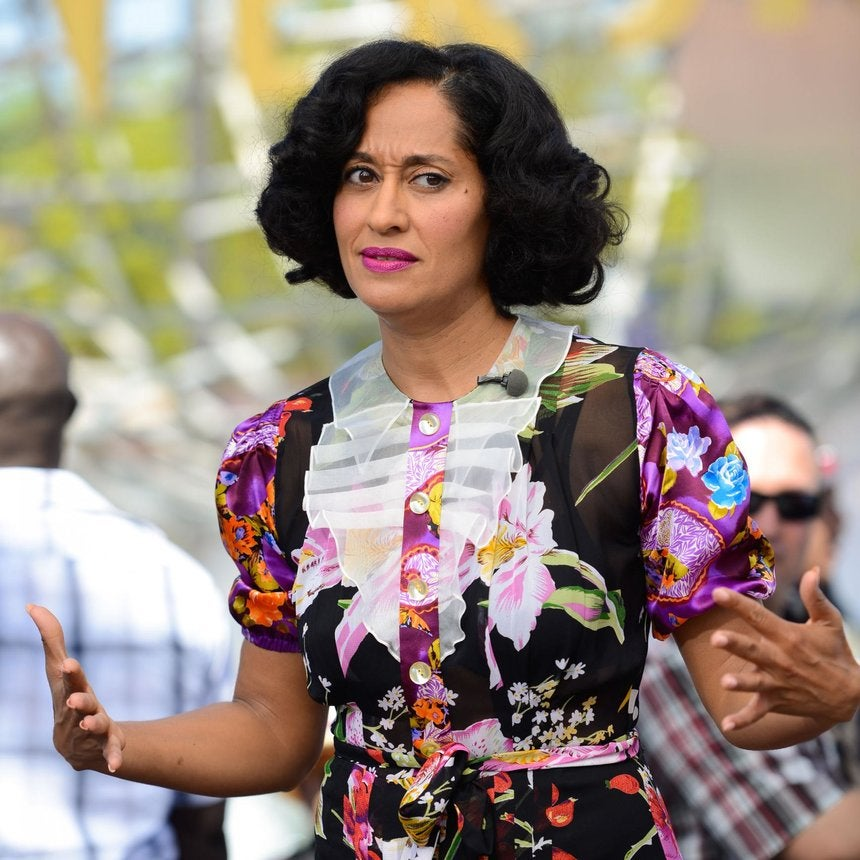 5 Reasons Tracee Ellis Ross Is Our Favorite Undiscovered Rapper