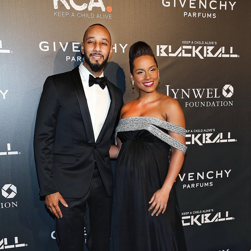 Alicia Keys Blended Family With Swizz Beatz Ex Wife Essence