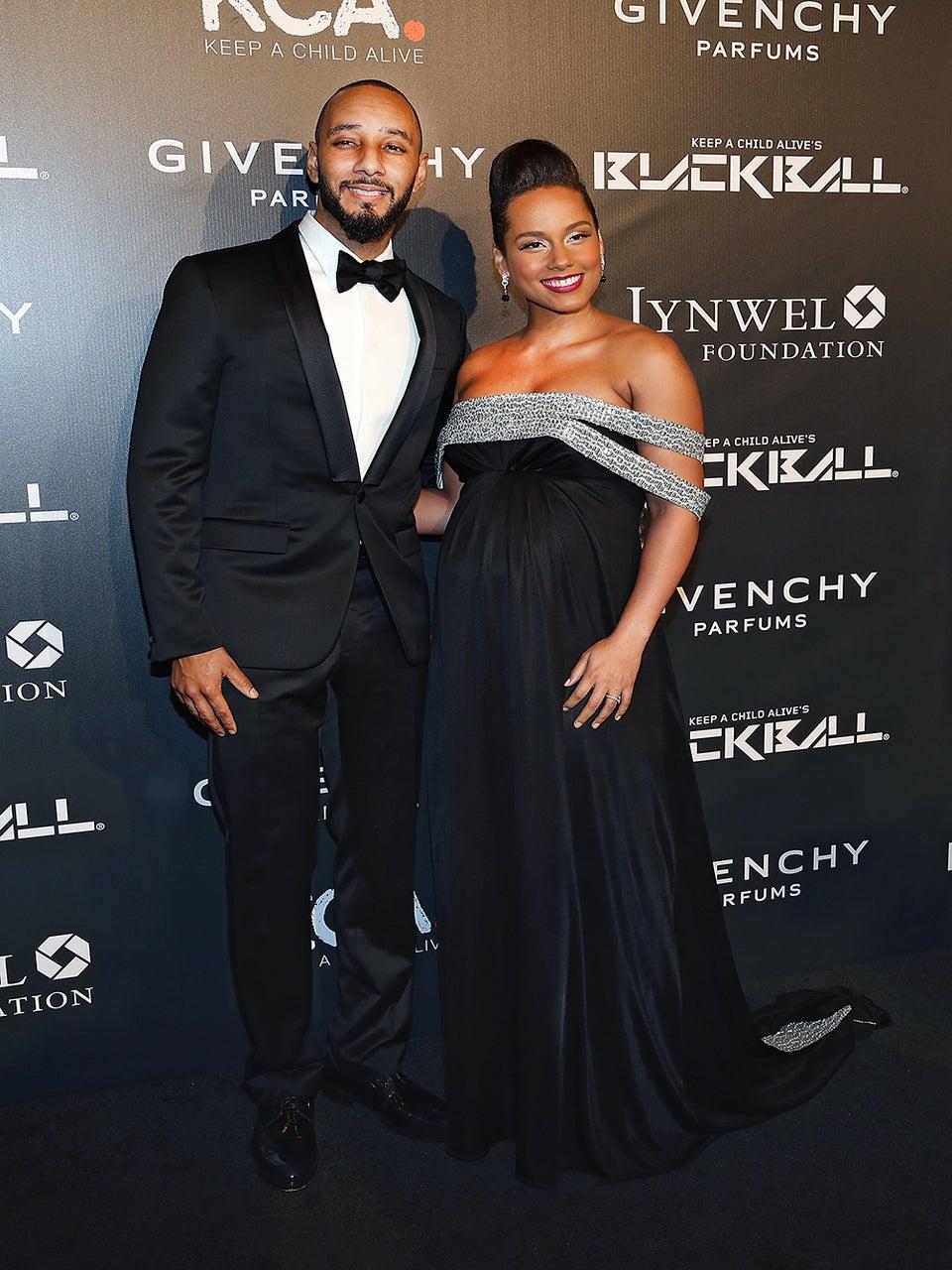 Alicia Keys Talks Blending a Family with Swizz Beatz' Ex-Wife